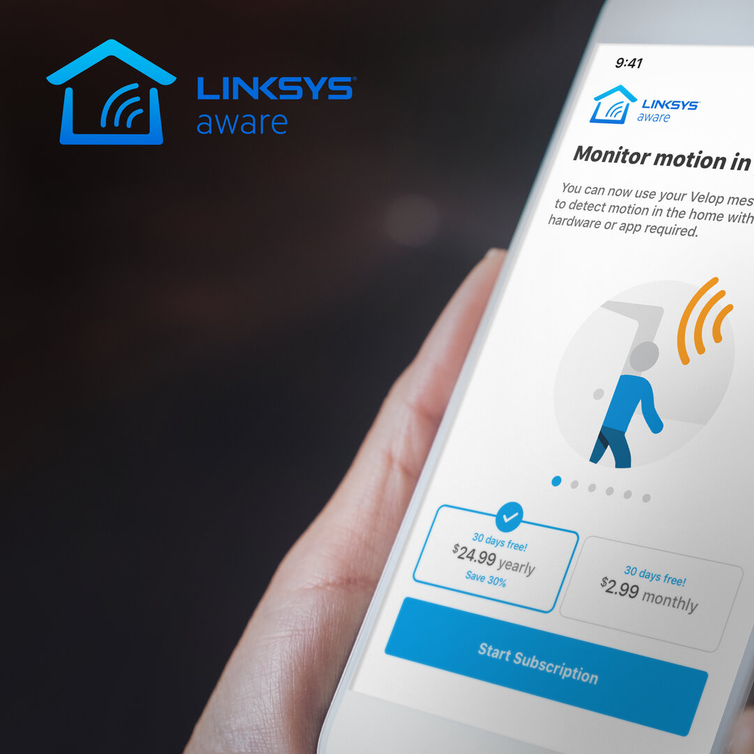Linksys Aware