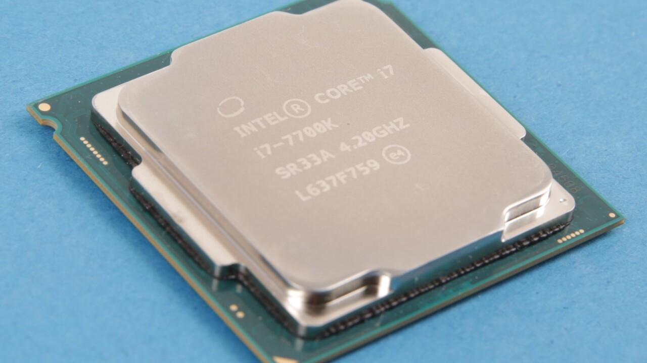 Desktop-Prozessoren: Intel schickt auch Kaby Lake in den Ruhestand