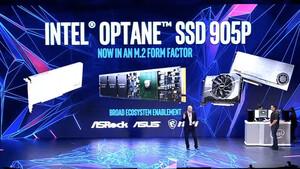 Optane SSD 905P: Intel reicht bei M.2-Version einen Kühler nach