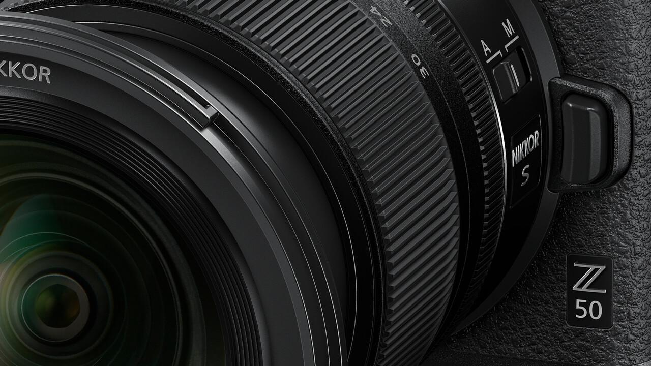 Nikon: Z50 für den Einstieg, Nikkor Z 58 MM 1:0,95 S NOCT für Profis