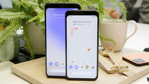 Google Pixel 4 (XL) Hands-On: 90-Hz-Display, Dual-Kamera und Motion Sense ab 749 Euro