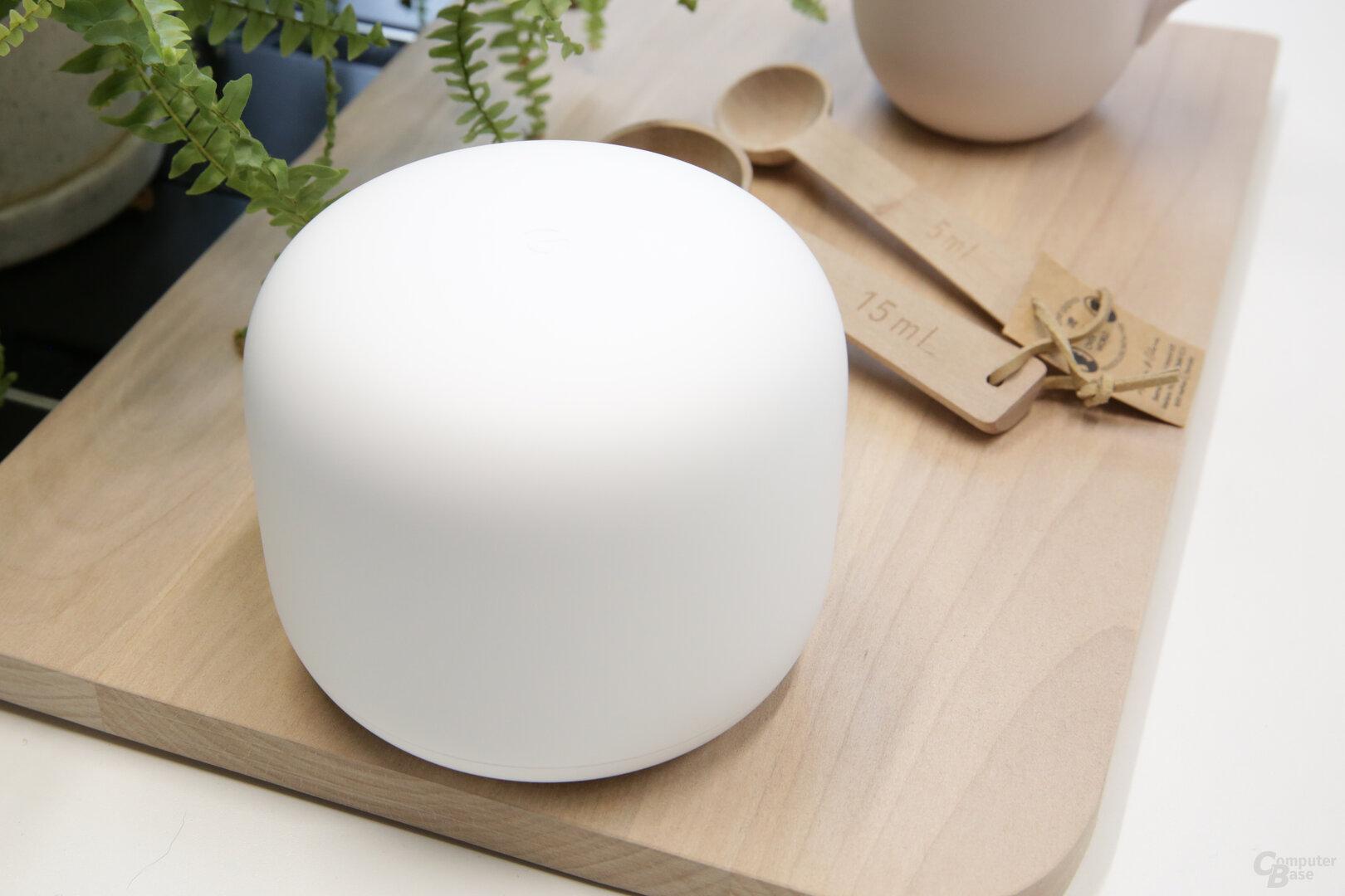 Google Nest Wifi ausprobiert