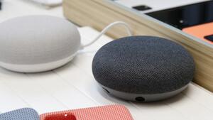 Google Nest Mini: Mehr Wumms, mehr Mikrofone und mit schnellerem Assistant