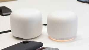 Google Nest Wifi: WLAN-Mesh-System integriert schnelleren Google Assistant