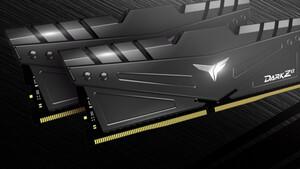 T-Force Dark Zα: Schneller DDR4-RAM von Teamgroup für AMD Ryzen