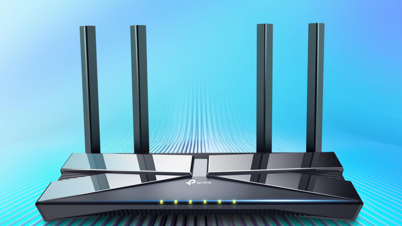 Günstige Wi-Fi-6-Router: TP-Link Archer AX10 mit 1,5 Gbit/s kostet 70 US-Dollar