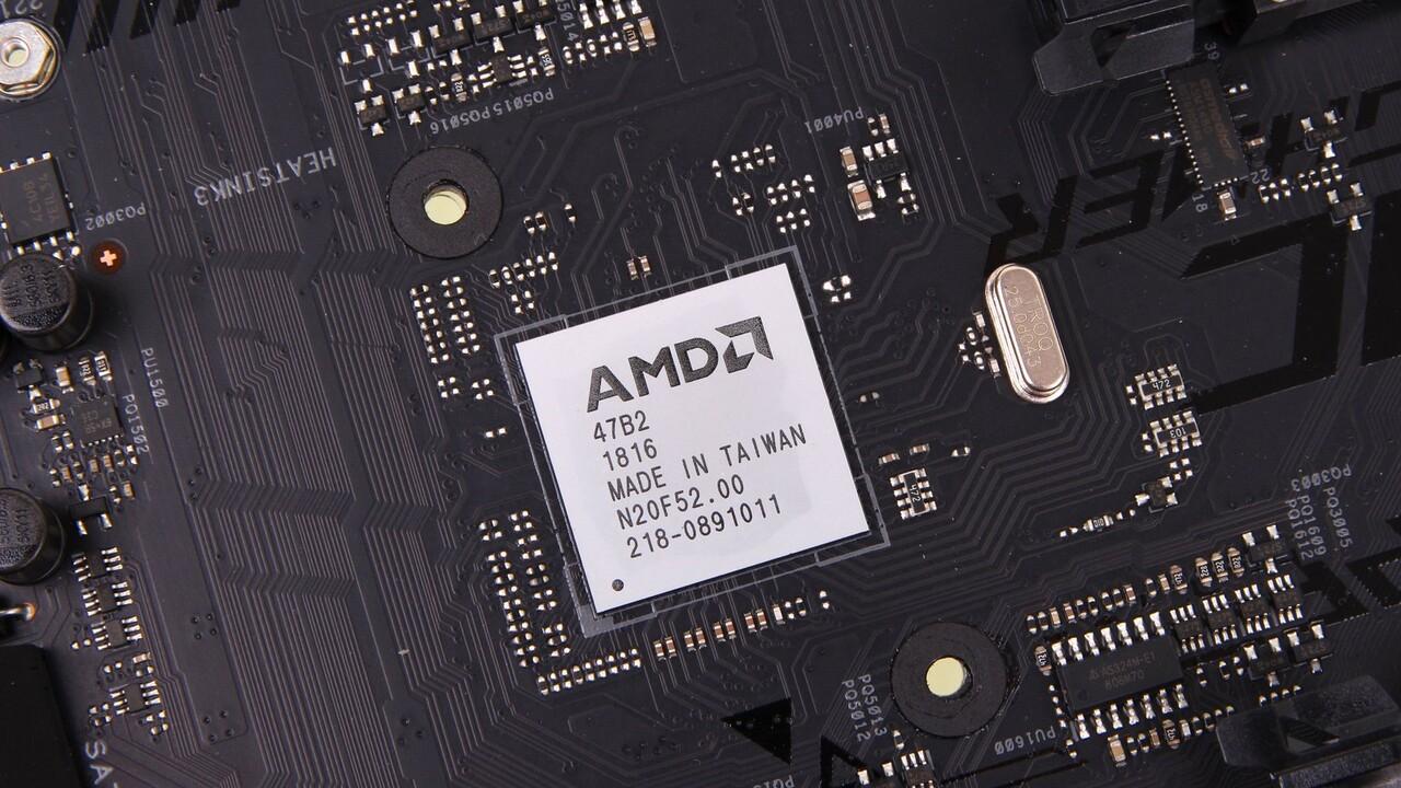 Chipsatz-Gerüchte: AMD plant B550 in zwei Varianten