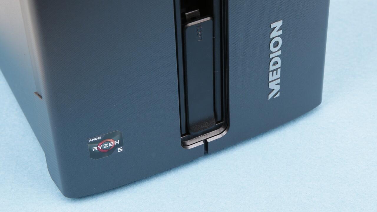 Medion Akoya P56005: Neuer Aldi-PC mit AMD Ryzen kostet erneut 599Euro