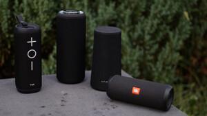 Aus der Community: Vier Bluetooth-Lautsprecher im Duell