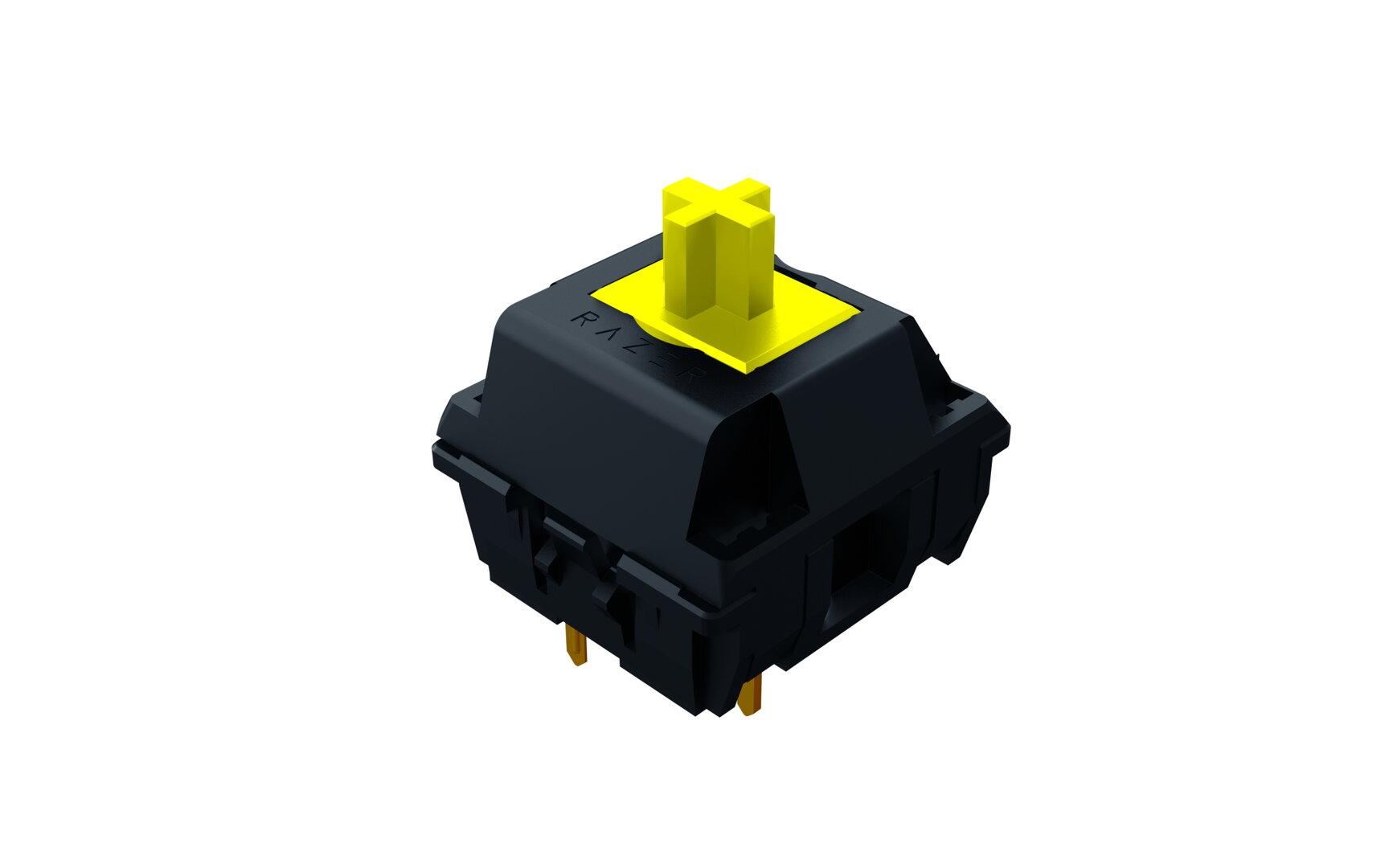 Razer nutzt Yellow-Taster im Raion