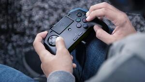 Razer Raion: Arcade Fightpad setzt Tastatur-Taster ein