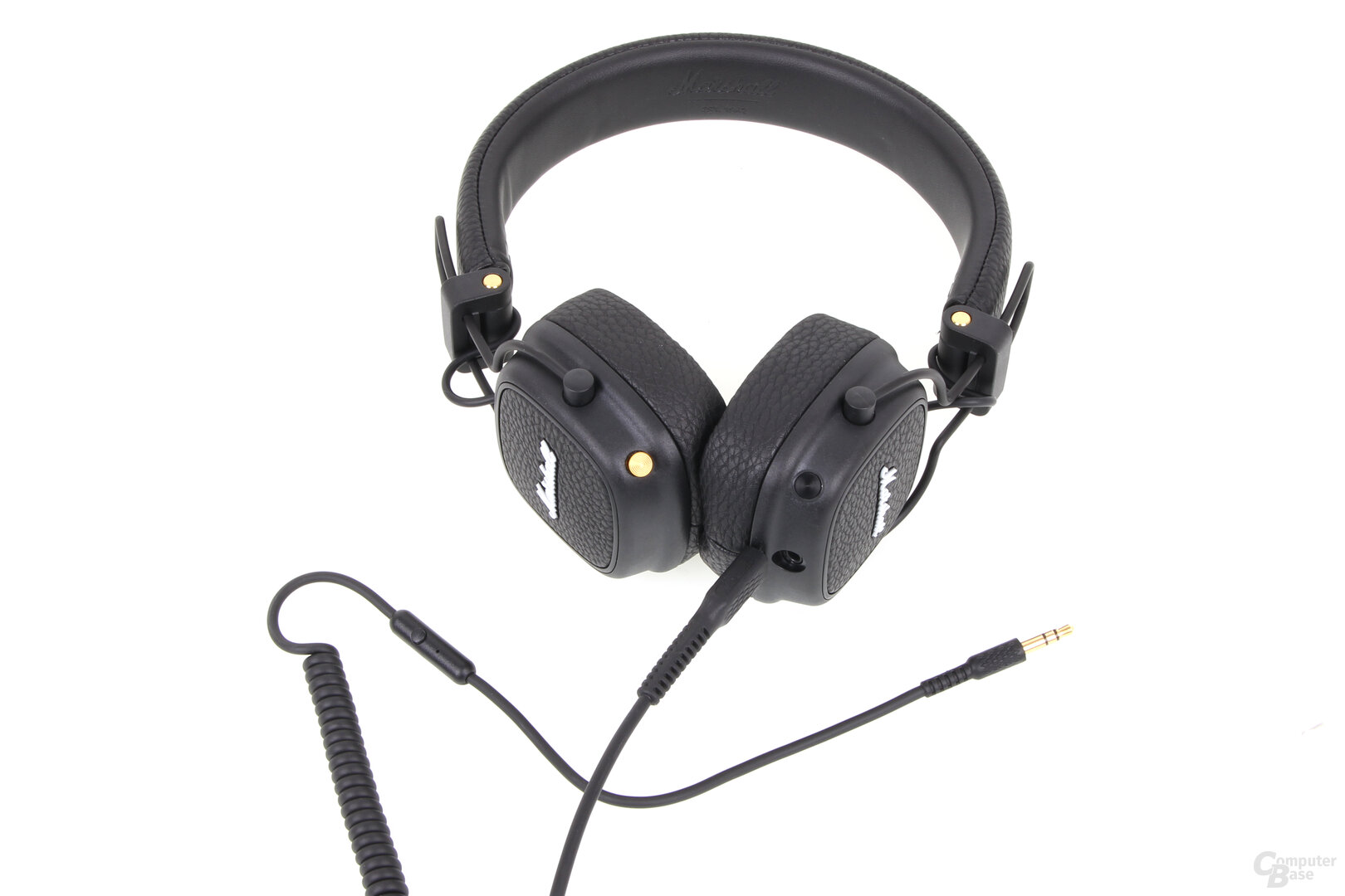Marshall Major III Voice: Audio- und USB-Kabel