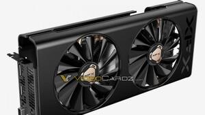 Radeon RX 5500: THICC II von XFX zeigt sich auf ersten Bildern