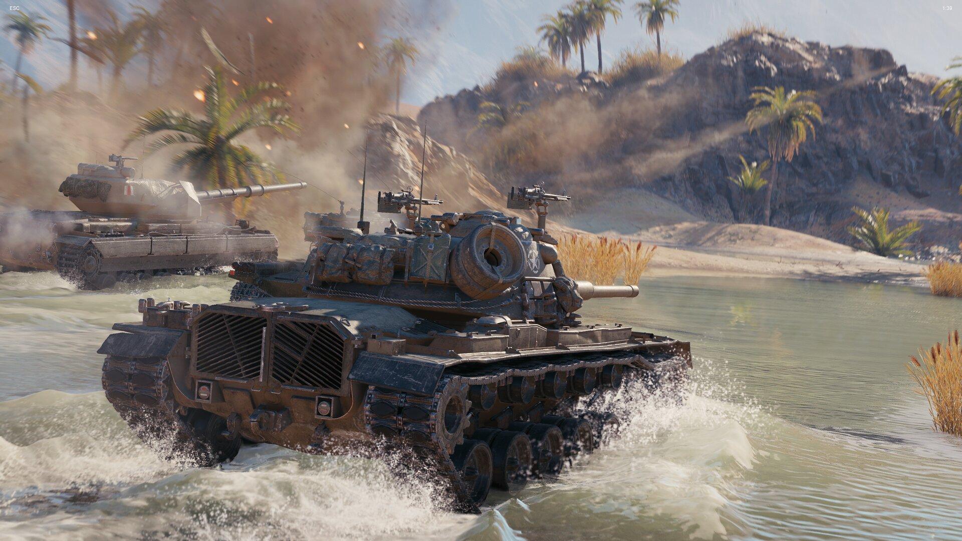 World of Tanks enCore RT