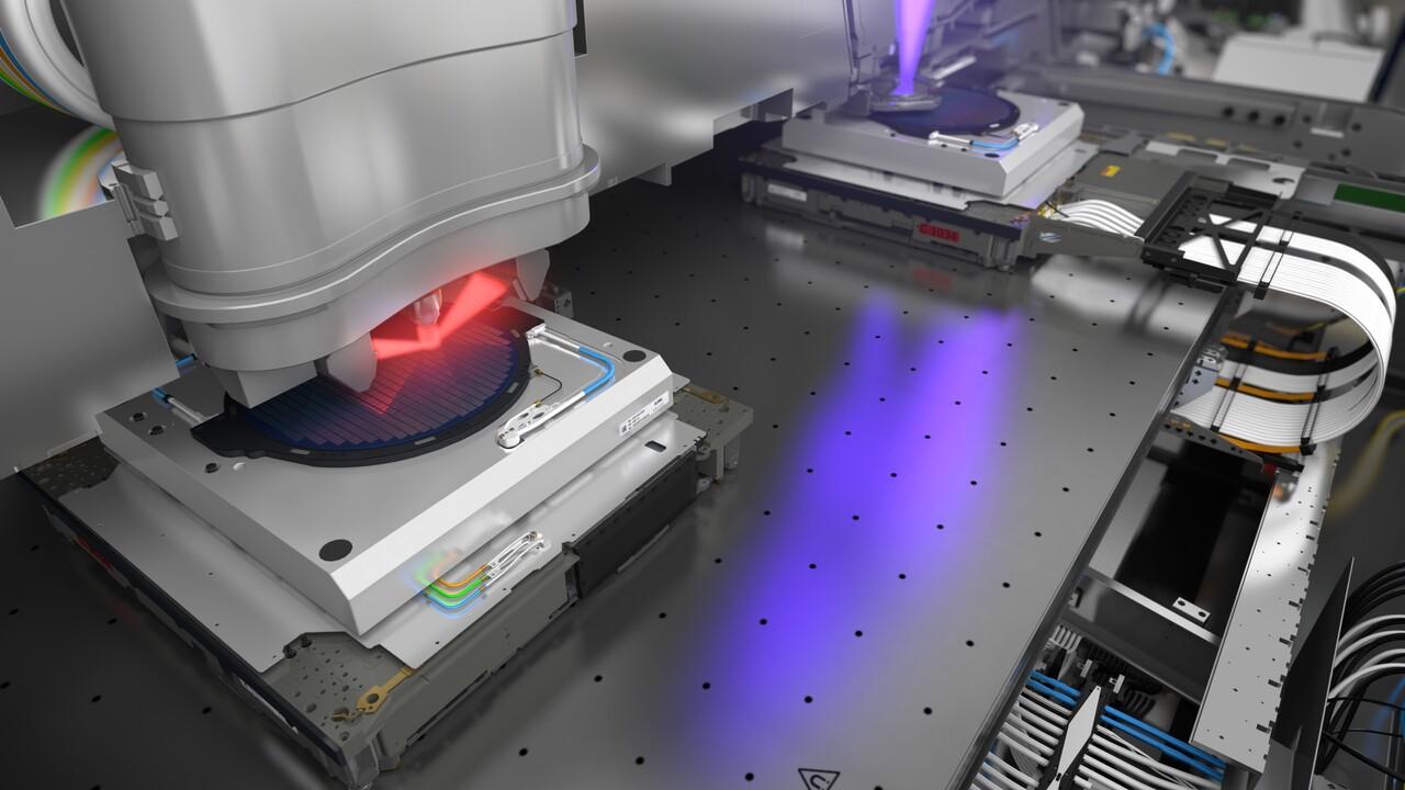 Fabrikausrüster: ASML fixiert 23 Bestellungen für neue EUV-Systeme