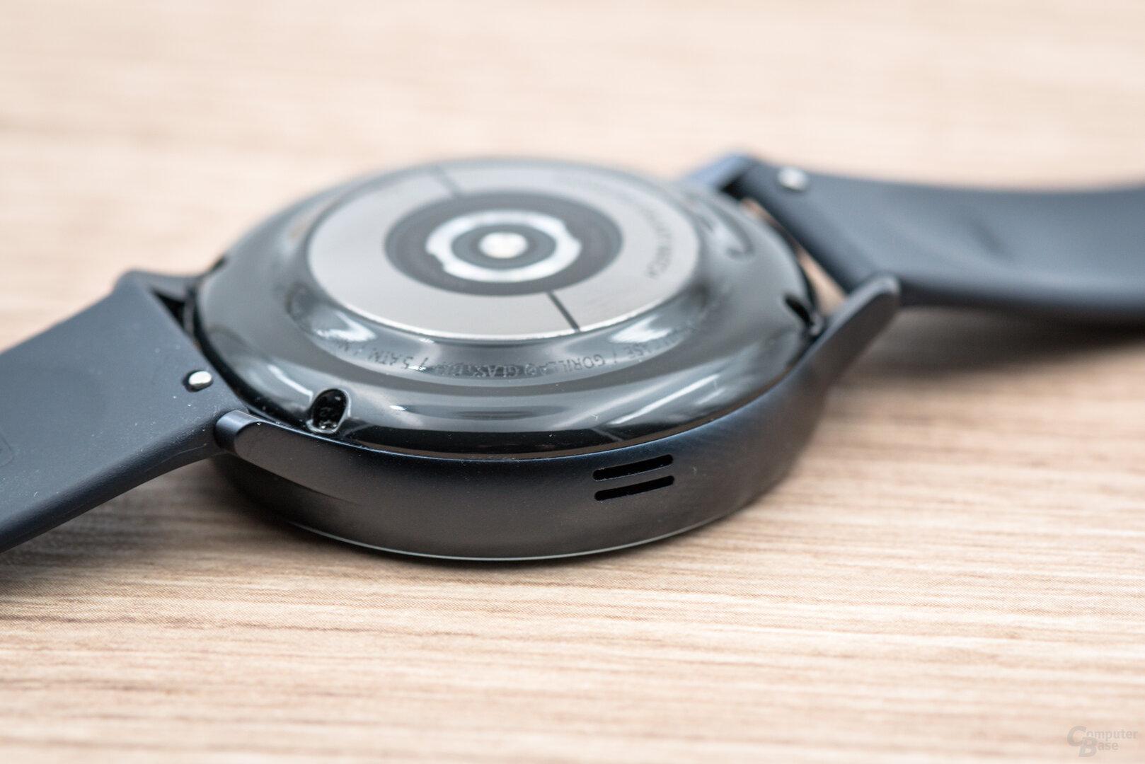 Samsung Galaxy Watch Active 2: Lautsprecherausgang