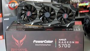 Navi-GPU: AMDs Radeon RX 5700 verkaufen sich gut