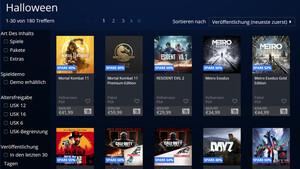 Halloween Sale: 180 Spiele und DLCs im PlayStation Store mit Rabatt