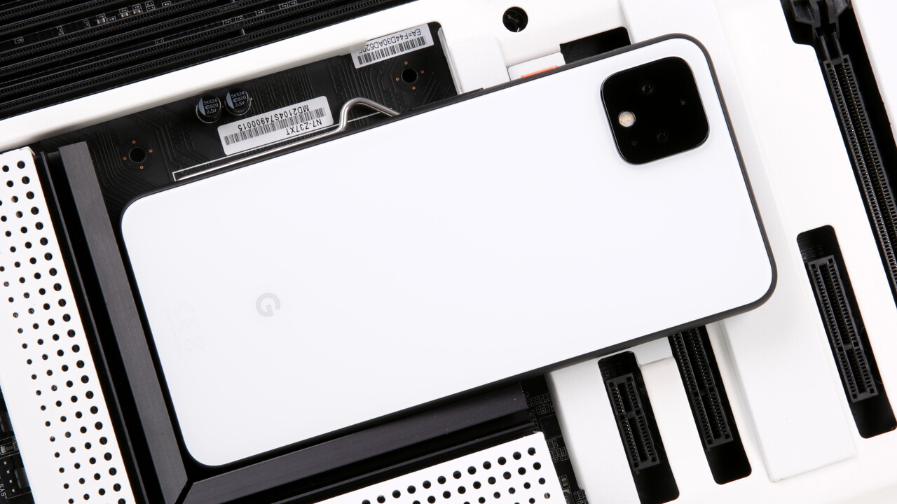 Pixel 4 XL im Test: Googles Radar-Phone mit Top-Kamera und Update-Garantie
