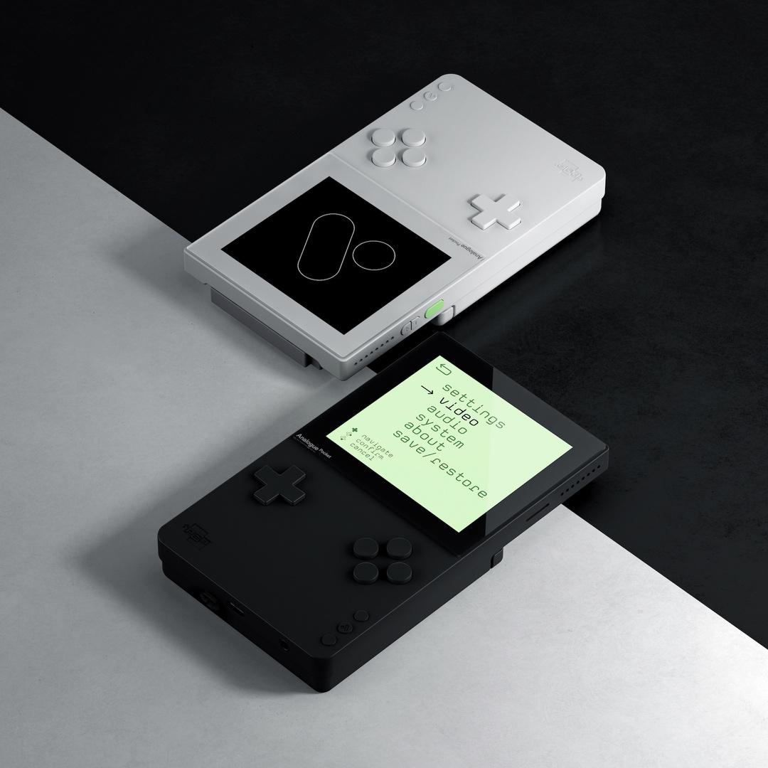 1-Analogue Pockets
