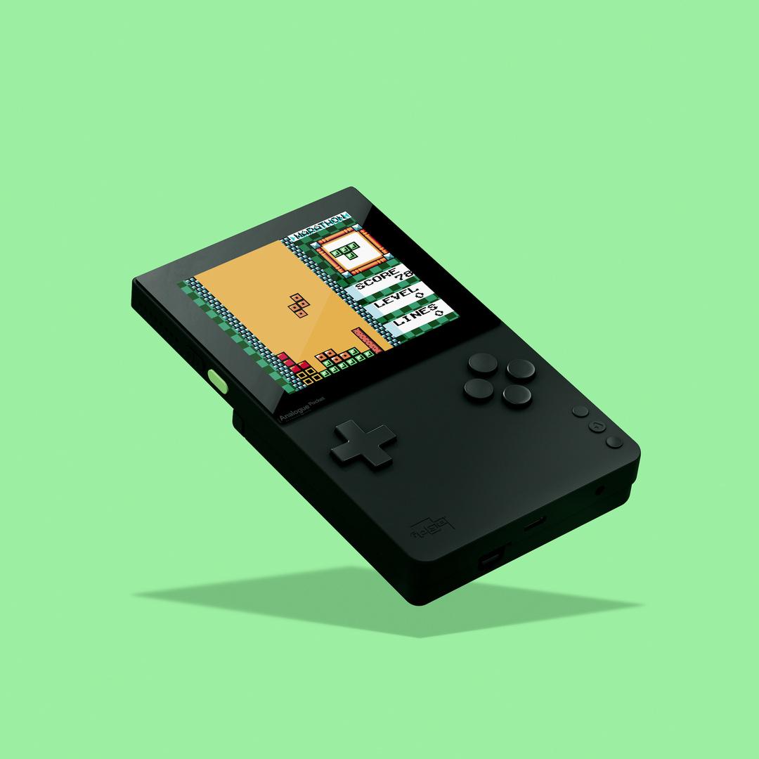 Analogue Pocket: Der Game Boy für das Jahr 2020