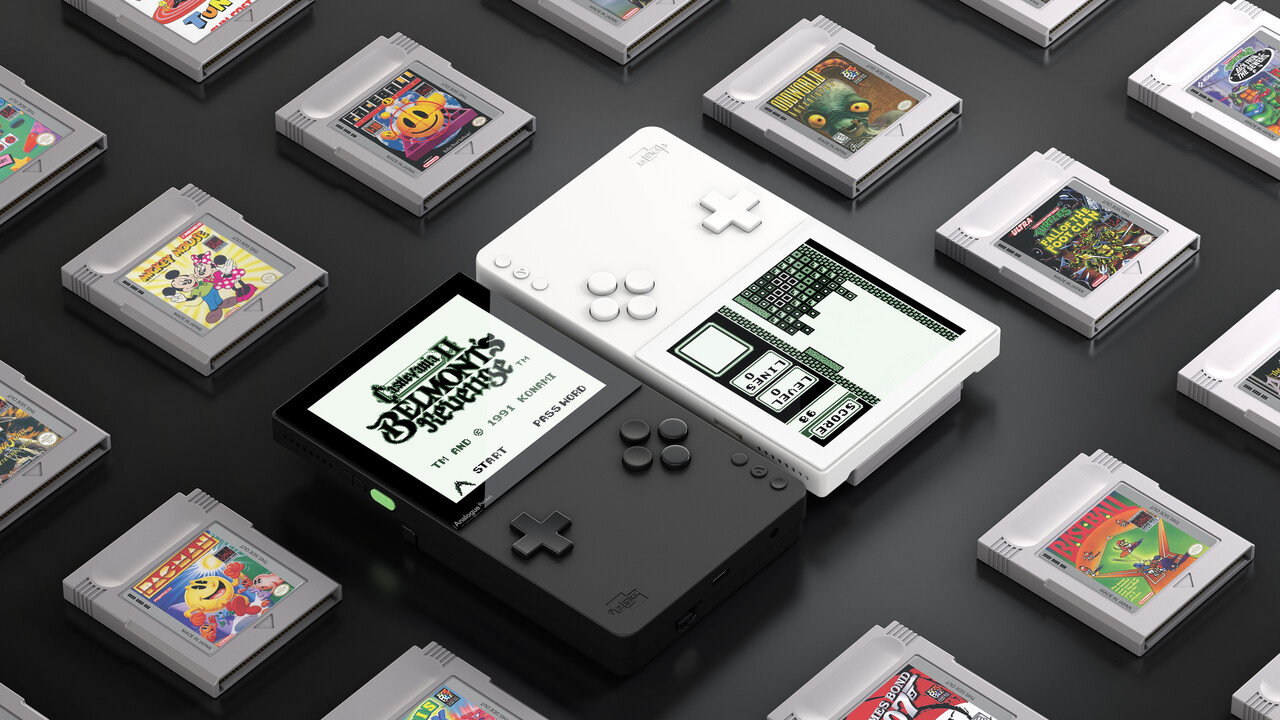 Analogue Pocket: Der Game Boy für das Jahr 2020
