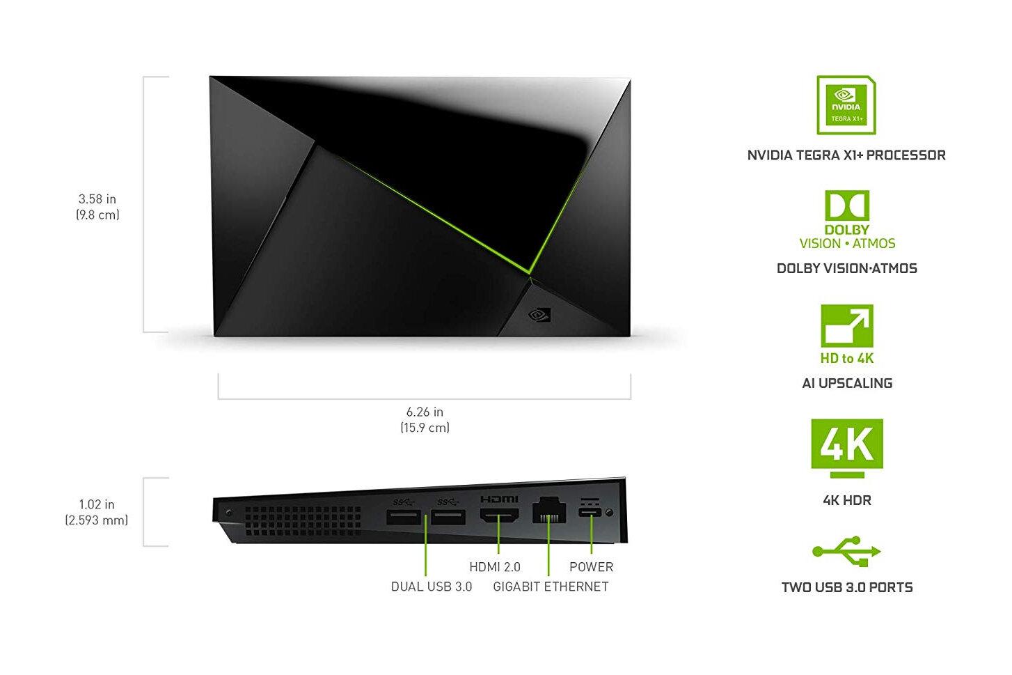 Neue Shield TV Pro