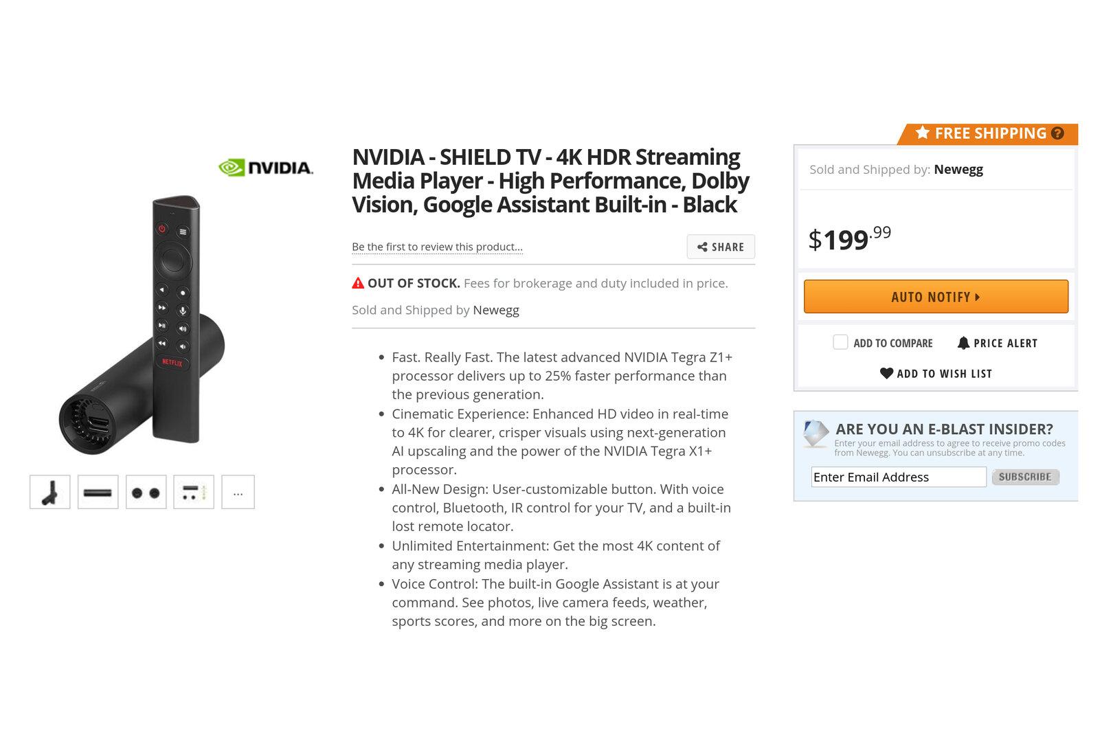Shield TV Stick