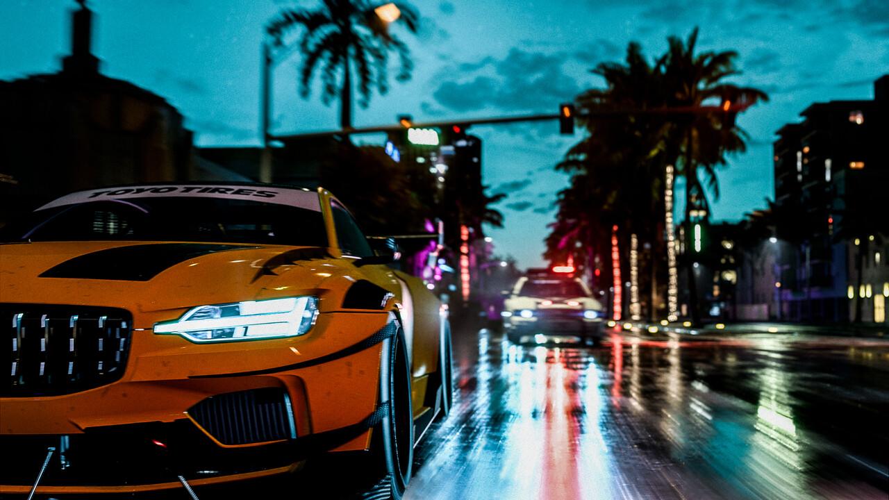 Need for Speed Heat: EA nennt verschiedene Systemanforderungen