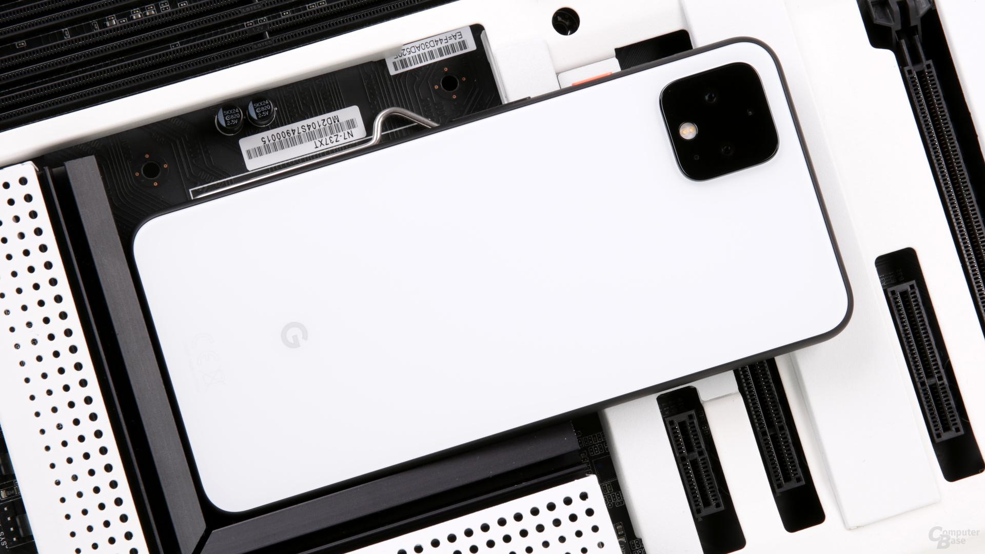 Google Pixel 4 XL im Test
