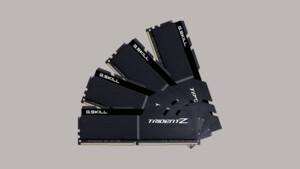 G.Skill Trident Z: DDR4-4000 mit rekordverdächtiger Latenz