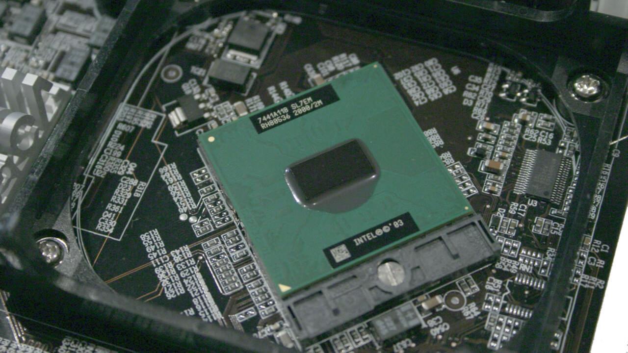 Im Test vor 15 Jahren: Der Pentium M machte dem Pentium 4 die Hölle heiß