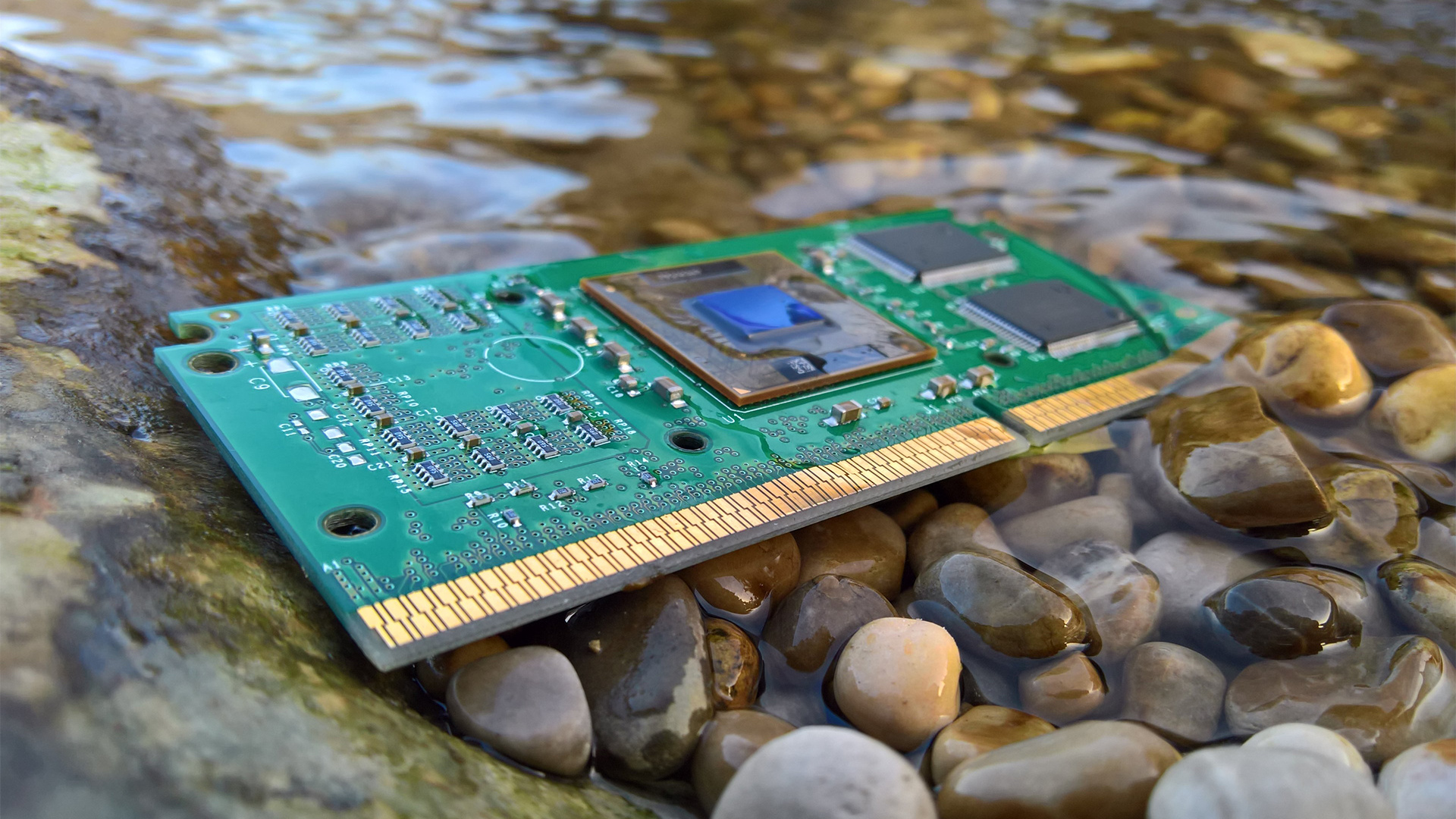 Ein Intel Pentium III