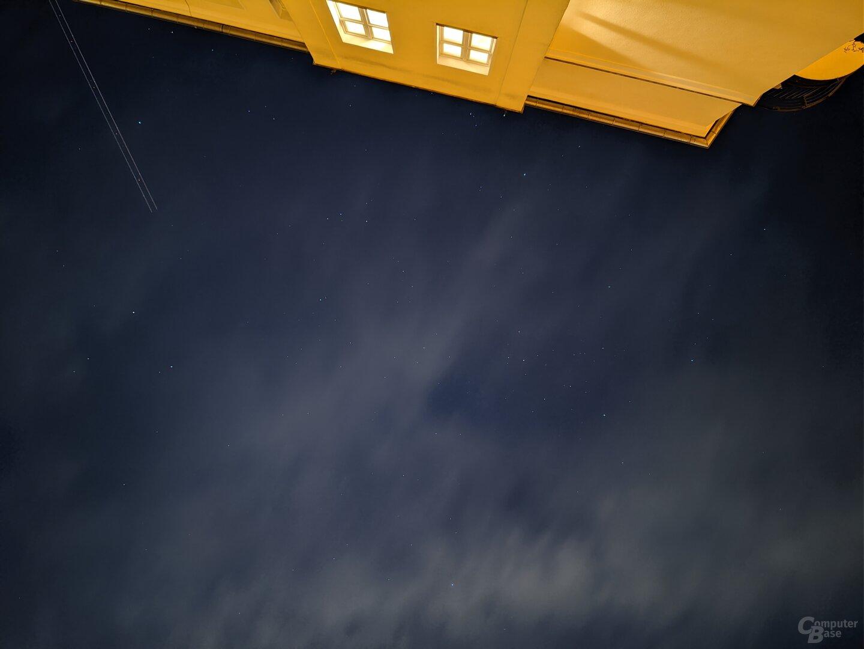 Astrofotografie mit dem Pixel 4 XL
