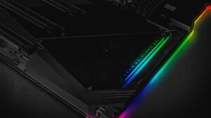 AMD Ryzen Threadripper 3000: Auch der TRX40-Chipsatz wird aktiv gekühlt