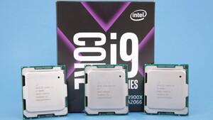 High-End-Prozessoren: Intel halbiert auch Skylake-X in Kürze im Preis