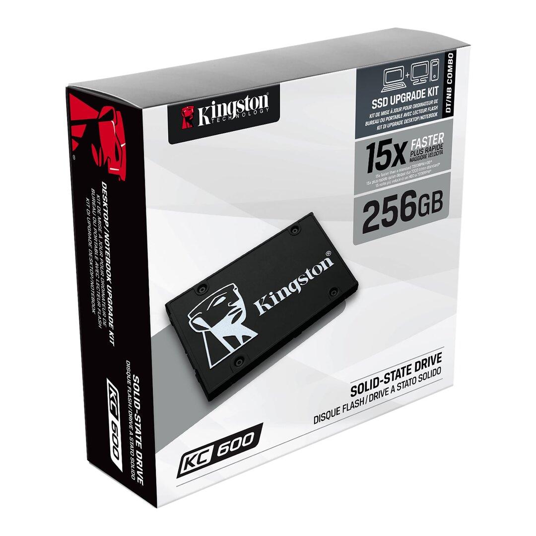 Kingston SSD KC600 (Upgrade-Kit)