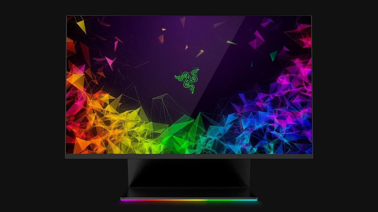 Raptor 27: Razers erster Gaming-Monitor startet in den USA