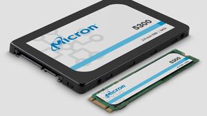 Fauxpas: Micron enthüllt SSD-Serie 5300 vor dem Start