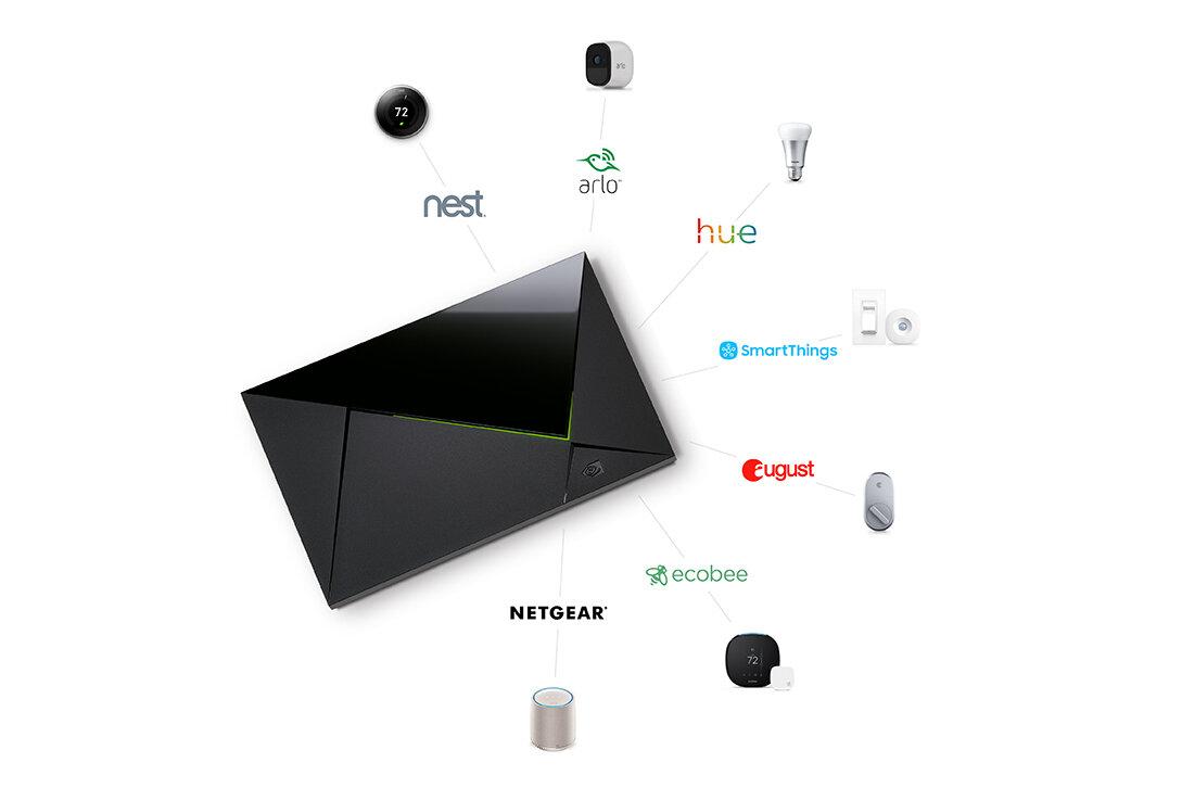 Von Shield unterstütztes Smart-Home-Ökosystem