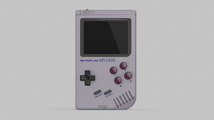 GPi Case: Wenn der Raspberry Pi Zero zum Game Boy wird