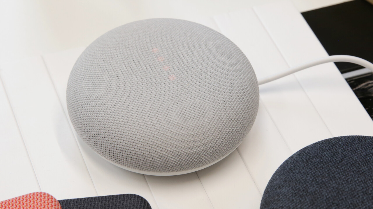 Google Home (Mini): Firmware-Update zerstört mitunter die Smart Speaker