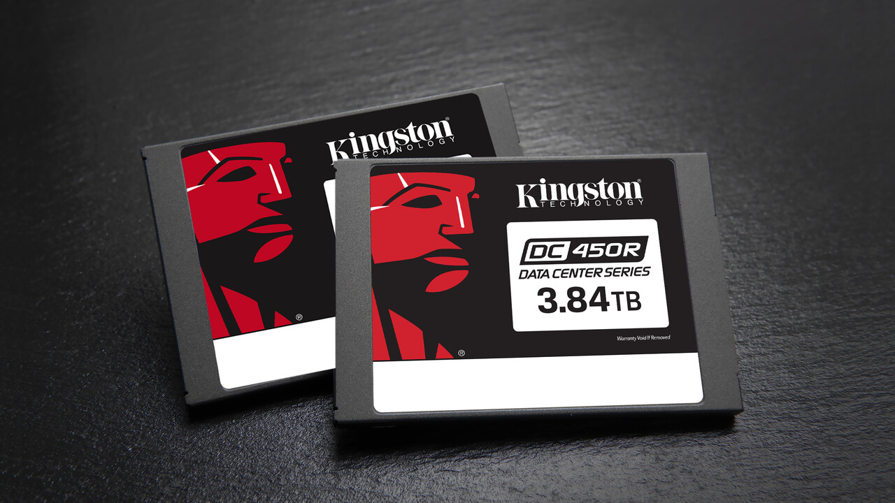 Kingston DC450R: Neue SATA-SSDs für den Datenabruf im Server