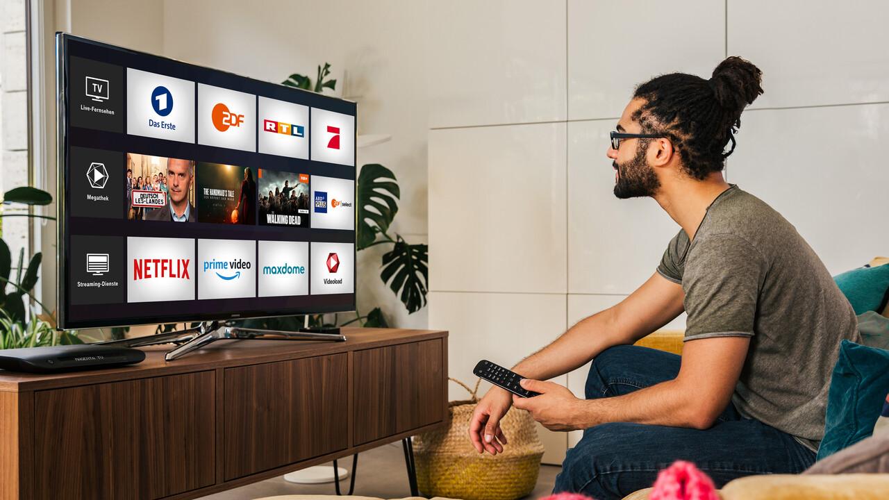 MagentaTV: Telekom bringt Netflix-Tarif und eigenen Streaming-Stick