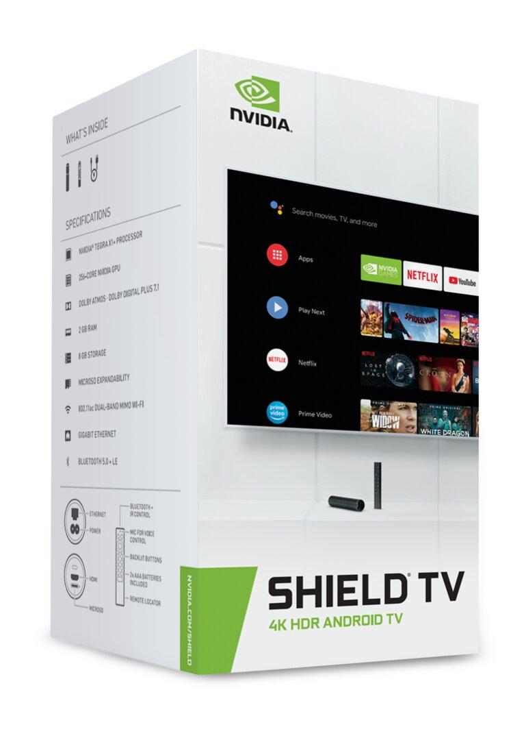 Nvidia Shield TV (2019)