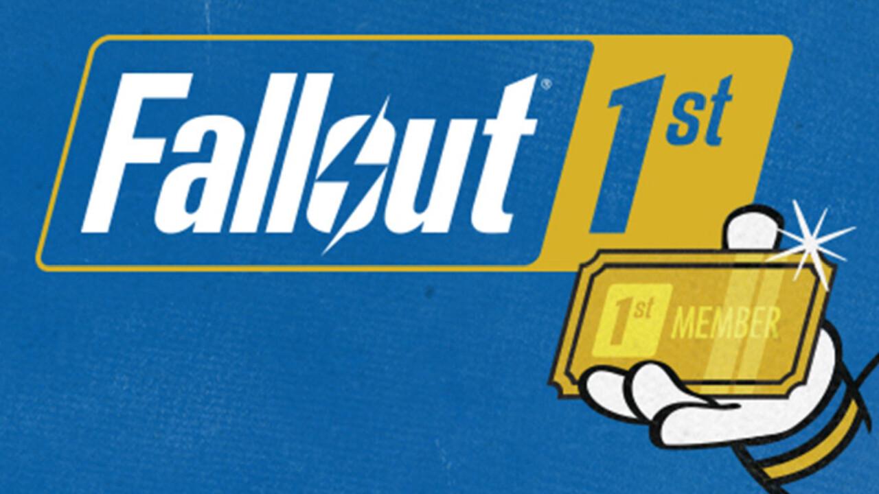 Fallout 76: Bethesda lässt sich private Server mit Abo bezahlen