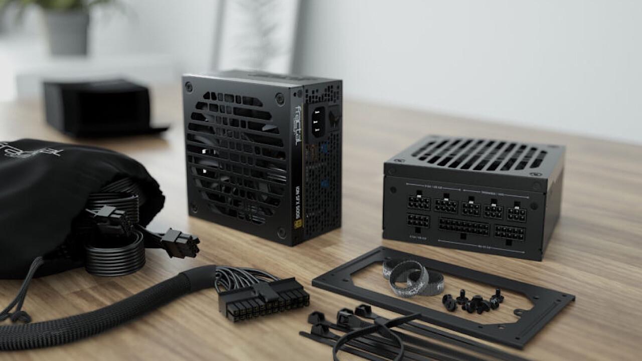 Ion SFX Gold: Fractal Design präsentiert kompakte SFX-L-Netzteile
