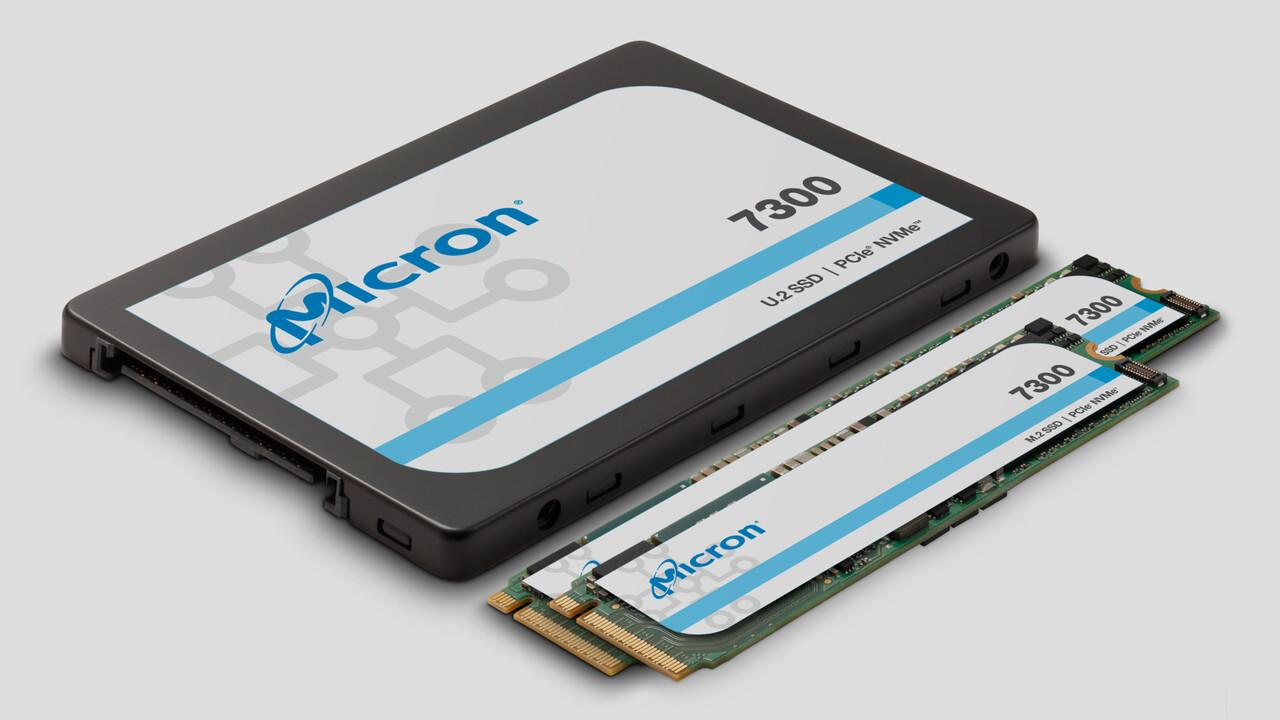 NVMe für die Massen: Micron 7300 als SATA-Alternative für Server