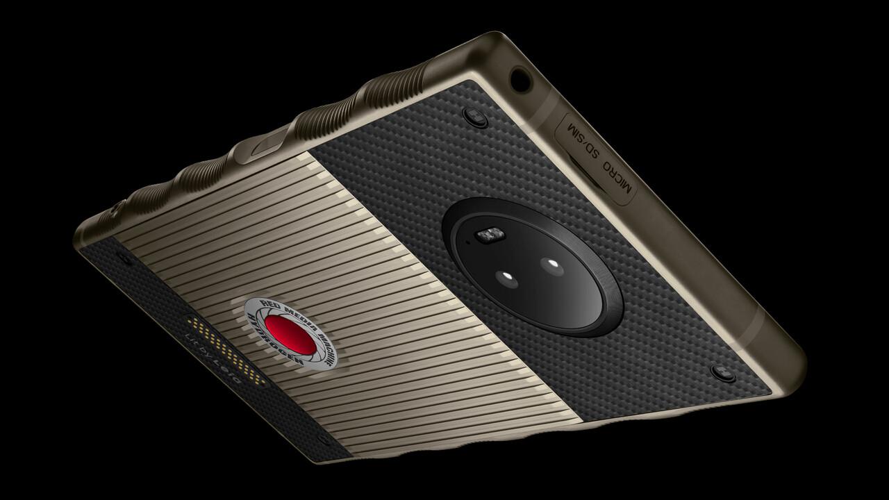 Hydrogen Two: RED stellt Entwicklung von zweitem Smartphone ein