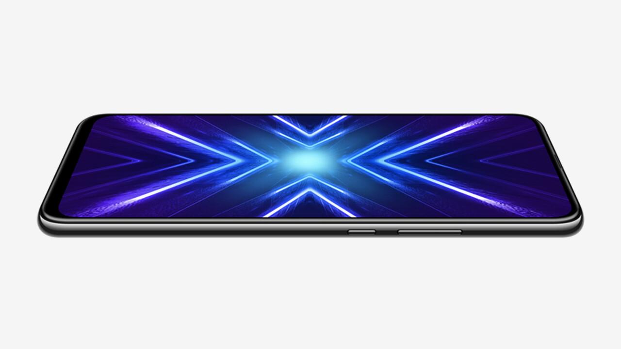 Honor 9X: Huawei hält sich mit Rebrandings über Wasser